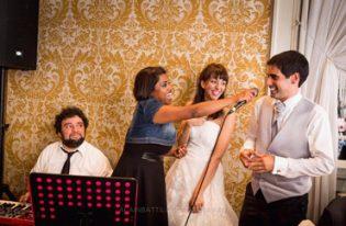 cantare canzoni al matrimonio