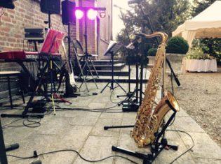 musica matrimonio con saxofono